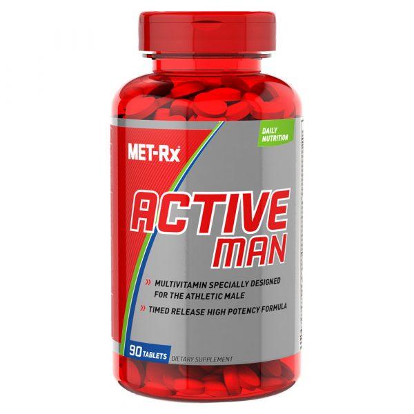Met Rx Active Man Multivitamins