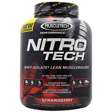 Compare Amp Buy Muscletech Nitro Tech Performance Series