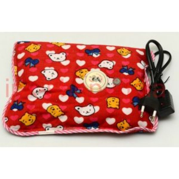 Electric-HEATING-water-Pad-Heat-Pad-Rechargeable-Hot-Water-Bottle-Bag