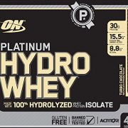 ON Platinum Hydro whey protein isolate
