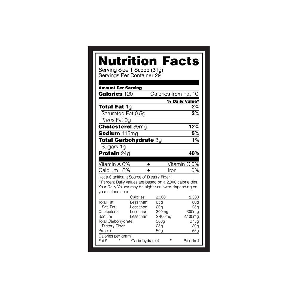 Optimum Nutrition (ON) 100% Whey Gold Standard - 2 lbs (Vanilla Ice Cream) | Healthgenie.in