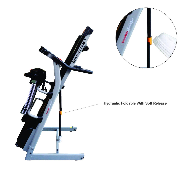 Compare Amp Buy Healthgenie 7 In1 Motorized Treadmill 4112m