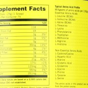 SportPharma-Just-Whey--Creamy-chocolate-5-lb-Supplement-Facts