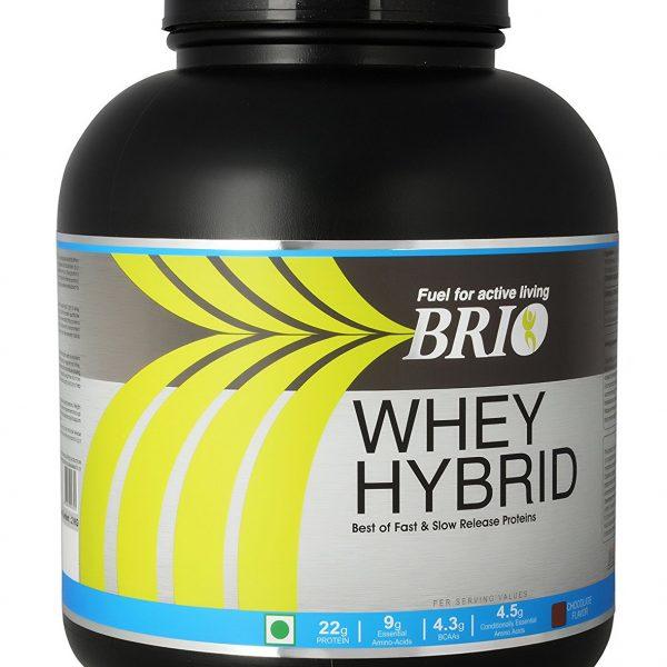 Brio Whey Hybrid 2kg chocolate
