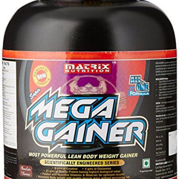 Matrix Super Mega Gainer Chocolate 2.5 kg