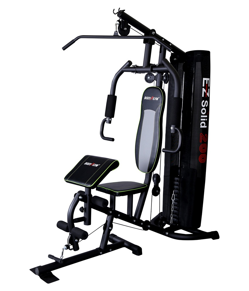 Buy bodygym home gym ez solid online in india at best