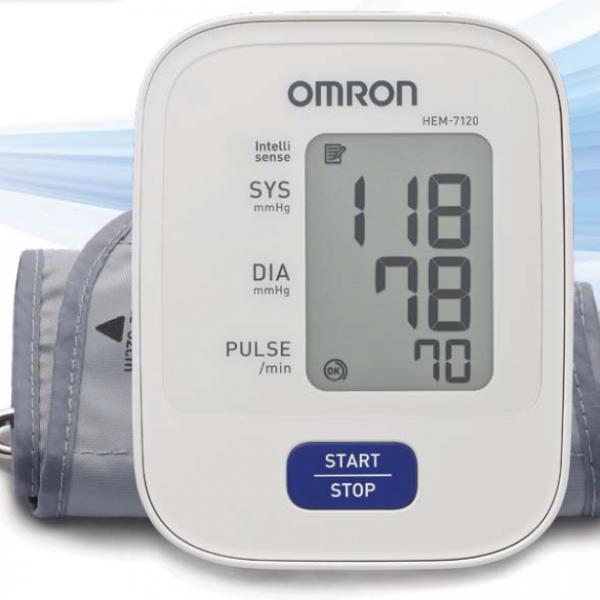 Omron BP HEM 7120 IN