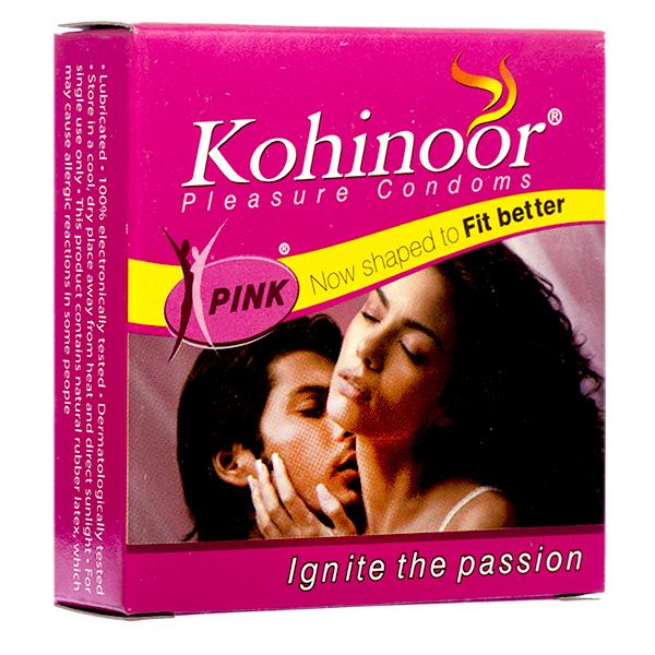 Kohinoor-Pink-Condom-3-pcs