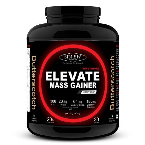 Mass Gainer Banana 3kg F
