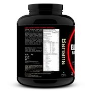 Mass Gainer Banana 3kg L