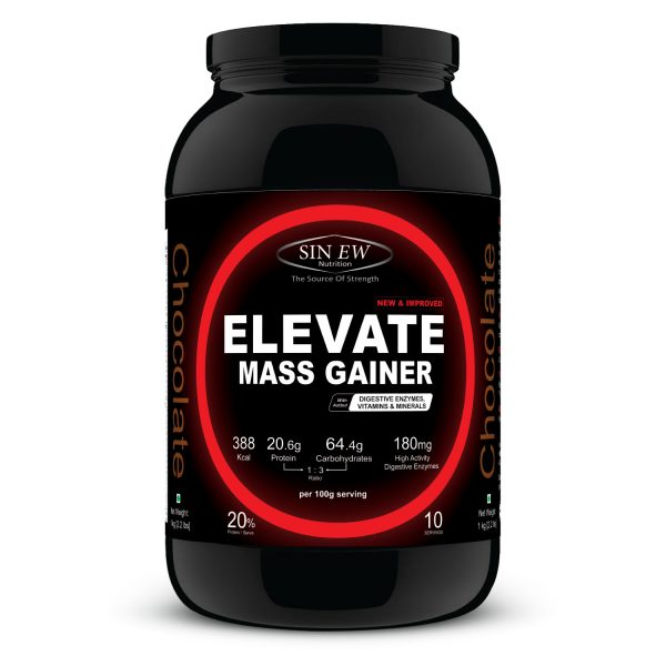 Mass Gainer Chocolate 1kg F