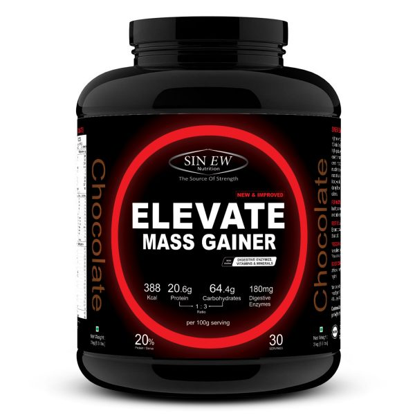 Mass Gainer Chocolate 3kg F