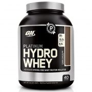 Optimum Nutrition (ON) Platinum Hydro Whey - 3.5 lbs (Turbo Chocolate)
