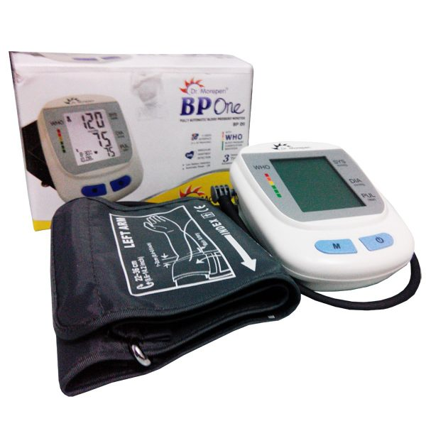 Dr-Morepen-BP-One-BP09-Fully-Automatic-Blood-Pressure-Monitor