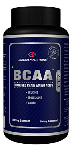 Compare Amp Buy British Nutrition Bcaa 180 Capsules Online