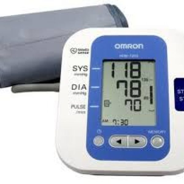 Omron BP Monitor Upper Arm HEM 7203