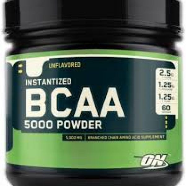 ON BCAA Powder 60serving unflavored