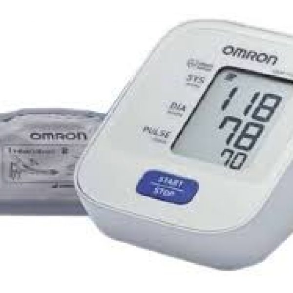 Omron BP Monitor HEM 7121 IN With Adaptor