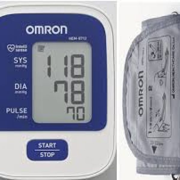 Omron BP Monitor HEM 8712 IN
