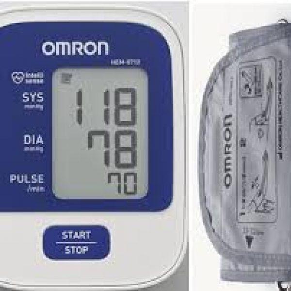 Omron BP Monitor HEM 8712 IN