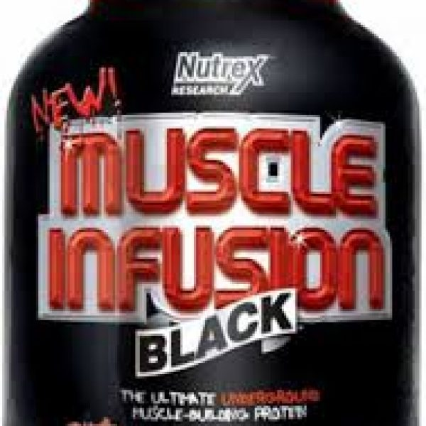 Nutrex Muscle Infusion Black Chocolate 5 lb