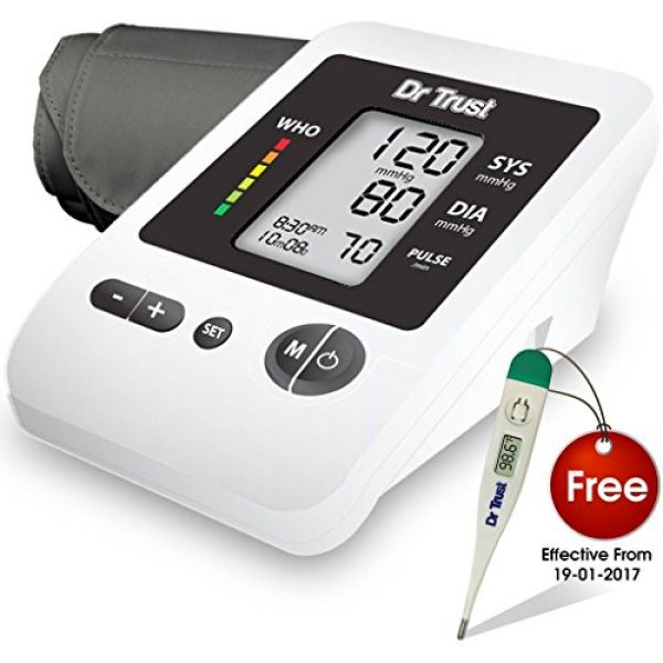 best manual blood pressure monitor with stethoscope
