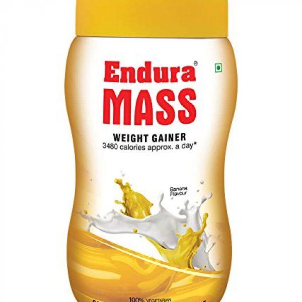 Compare Amp Buy Endura Mass Weight Gainer 500g Banana