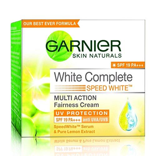Compare & Buy Garnier White Complete Cream SPF17 40g