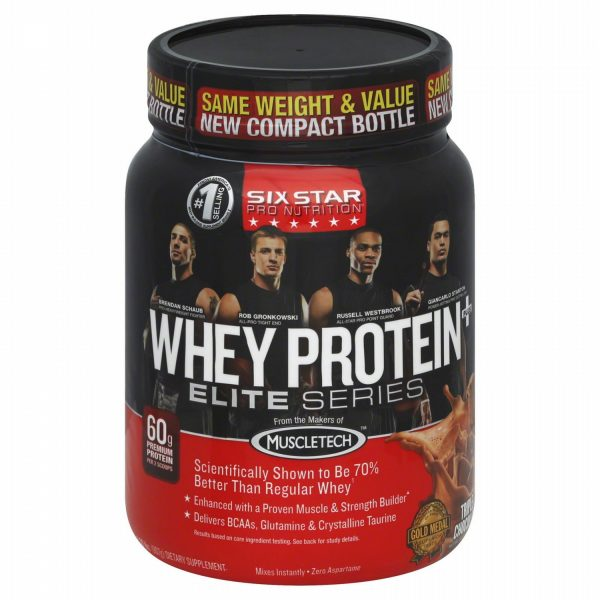 Six Star Whey Protein Elite Series