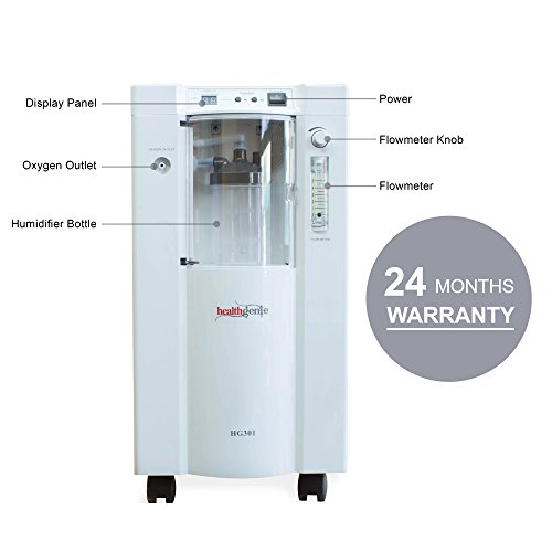 Compare Amp Buy Healthgenie Oxygen Concentrator Hg301 3 Lpm