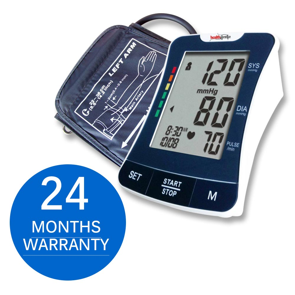 Compare Amp Buy Healthgenie Bp Monitor Bpm03 Online In India