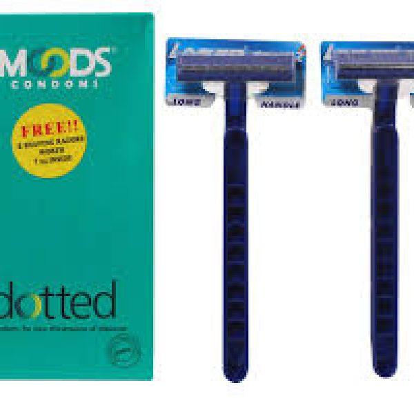 Moods Dotted Condoms 20 pcs