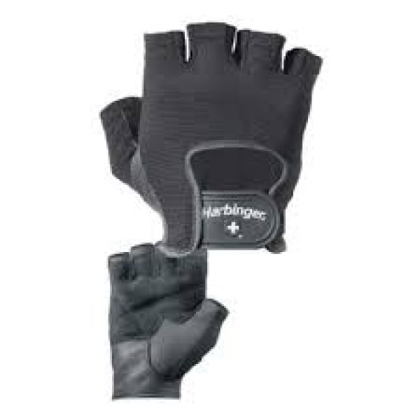 Harbinger-Power-Stretch-Gloves-Black-Extra-Extra-Large