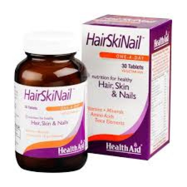 Health-Aid-HairSkiNail-Tablets-30-Tablets