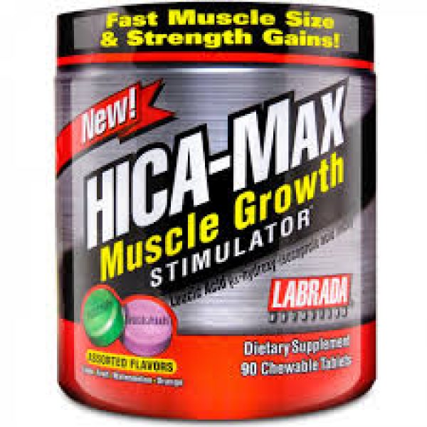 Labrada-HICA-Max-90-Chewable-Tablets