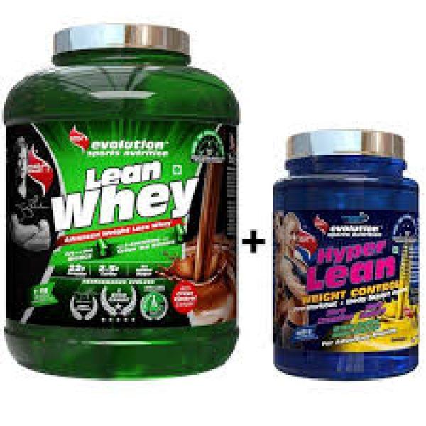 ESN-Lean-Whey-Choco-4lb-+-ESN-Hyper-Lean-220g
