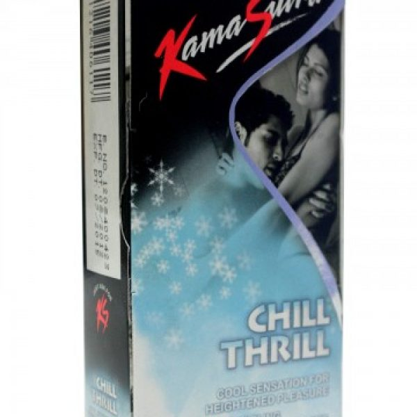KamaSutra Chill Thrill Condom 3 pcs