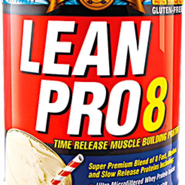 Labrada Lean Pro 8 Muscle Building Protein Suppelement