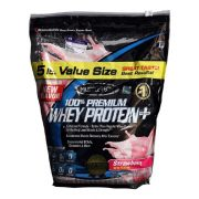 Muscletech 100% Premium Whey Protein + Strawberry 5 lb