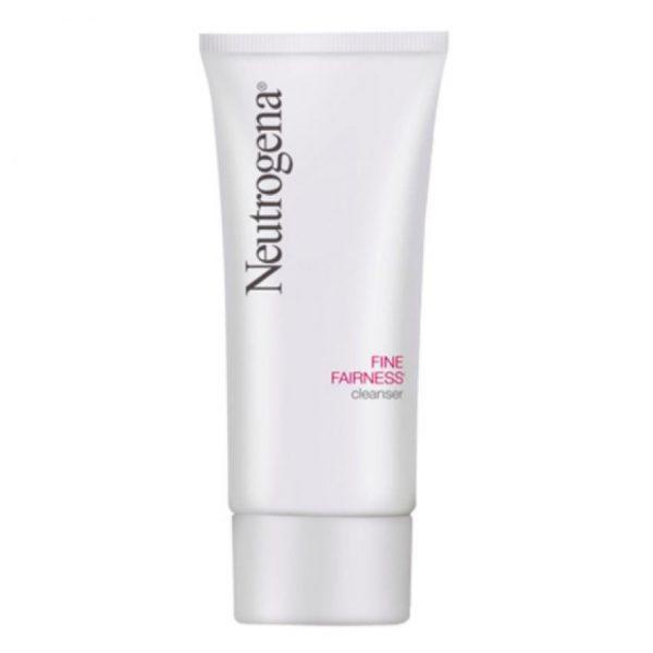Neutrogena Fine Fairness Cleanser 100g