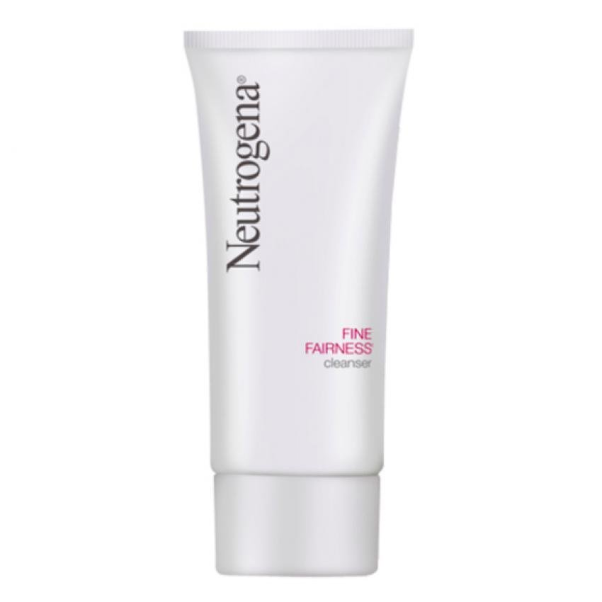 Buy Neutrogena Fine Fairness Cleanser 100g Online In India At Best Price | Healthgenie.in
