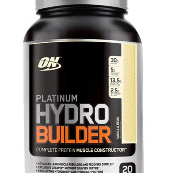 Platinum Hydrobuilder