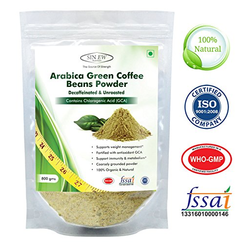 Compare Amp Buy Sinew Nutrition Arabica Green Coffee Beans