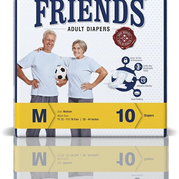 Friends-Adult-Diaper-Premium-Medium-10-Count