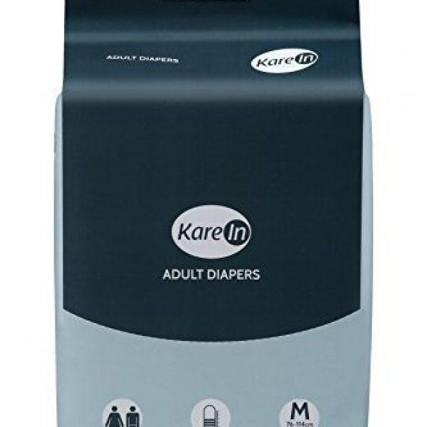"KARE-IN-Adult-Diapers-Medium-200pcs-20packs-Size-76-114cm-30""- 45"""