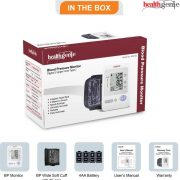 Healthgenie Digital Upper Arm Blood Pressure Monitor Bpm02 Fully Original Imaewqmy3czmf9uz