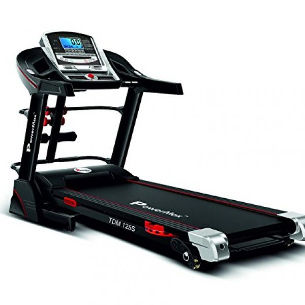 Treadmill Lubricant Instructions: Compare & Buy Powermax Fitness TDM125S 2HP (4HP Peak
