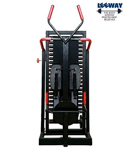 Treadmill Belt Too Loose: Compare & Buy Leeway 4 In 1 Manual Treadmill Walk Or