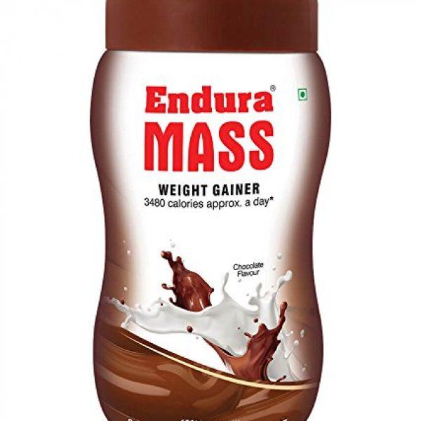 Endura Mass Weight Gainer 1kg (chocolate)