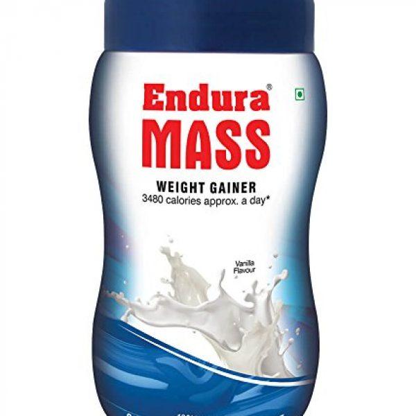 Endura Mass Weight Gainer 1kg (vanilla)